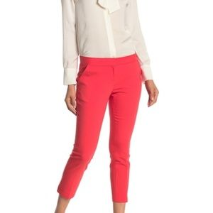 Amanda & Chelsea Cotton Blend Capri Pants